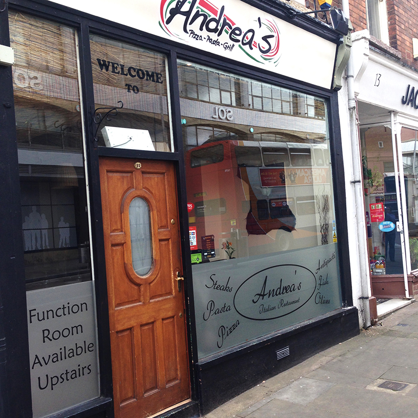 Andreas Restaurant Northampton Welcome To Andreas